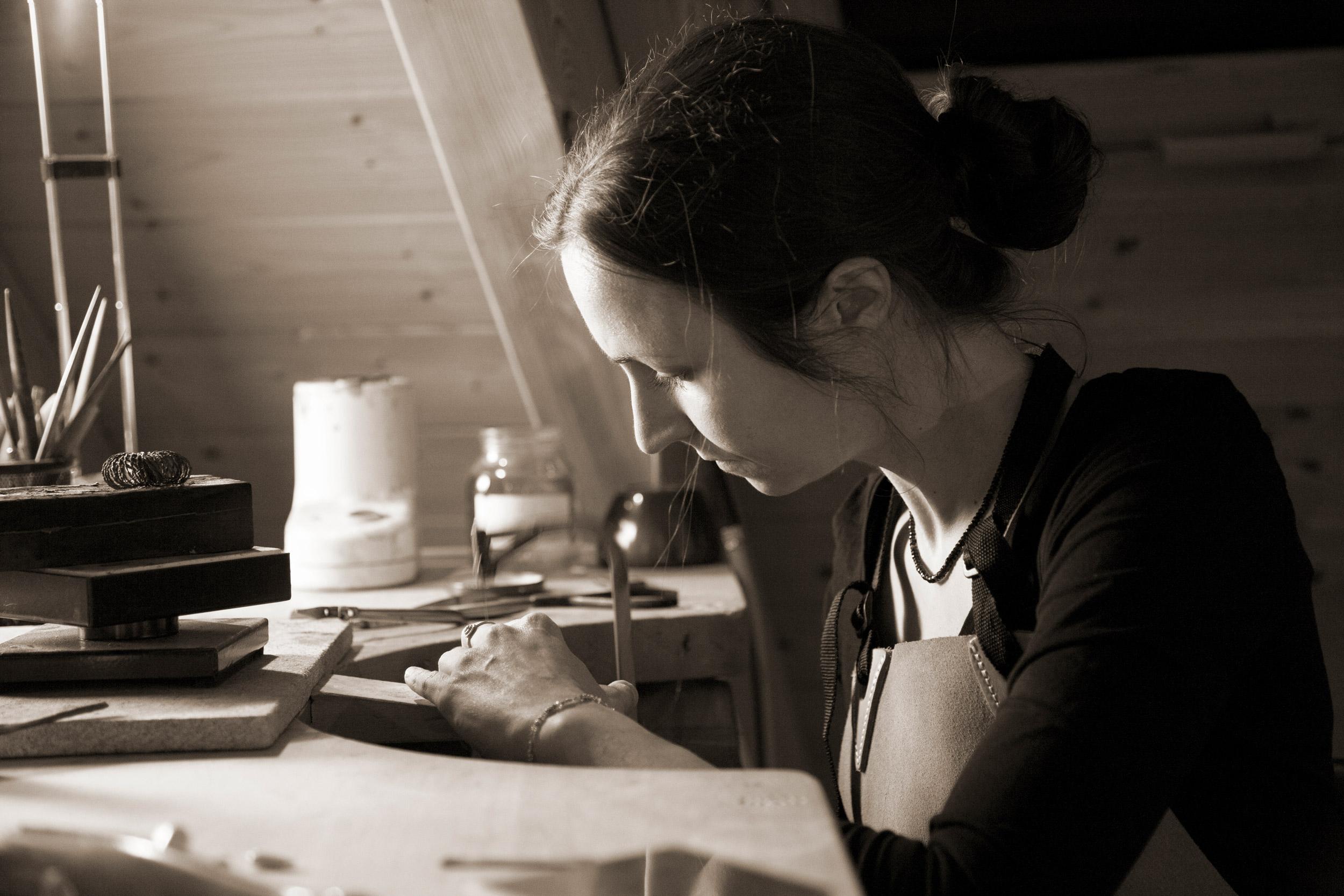 professionelle Handwerkskunst | Kathrin Dunst Goldschmiedin