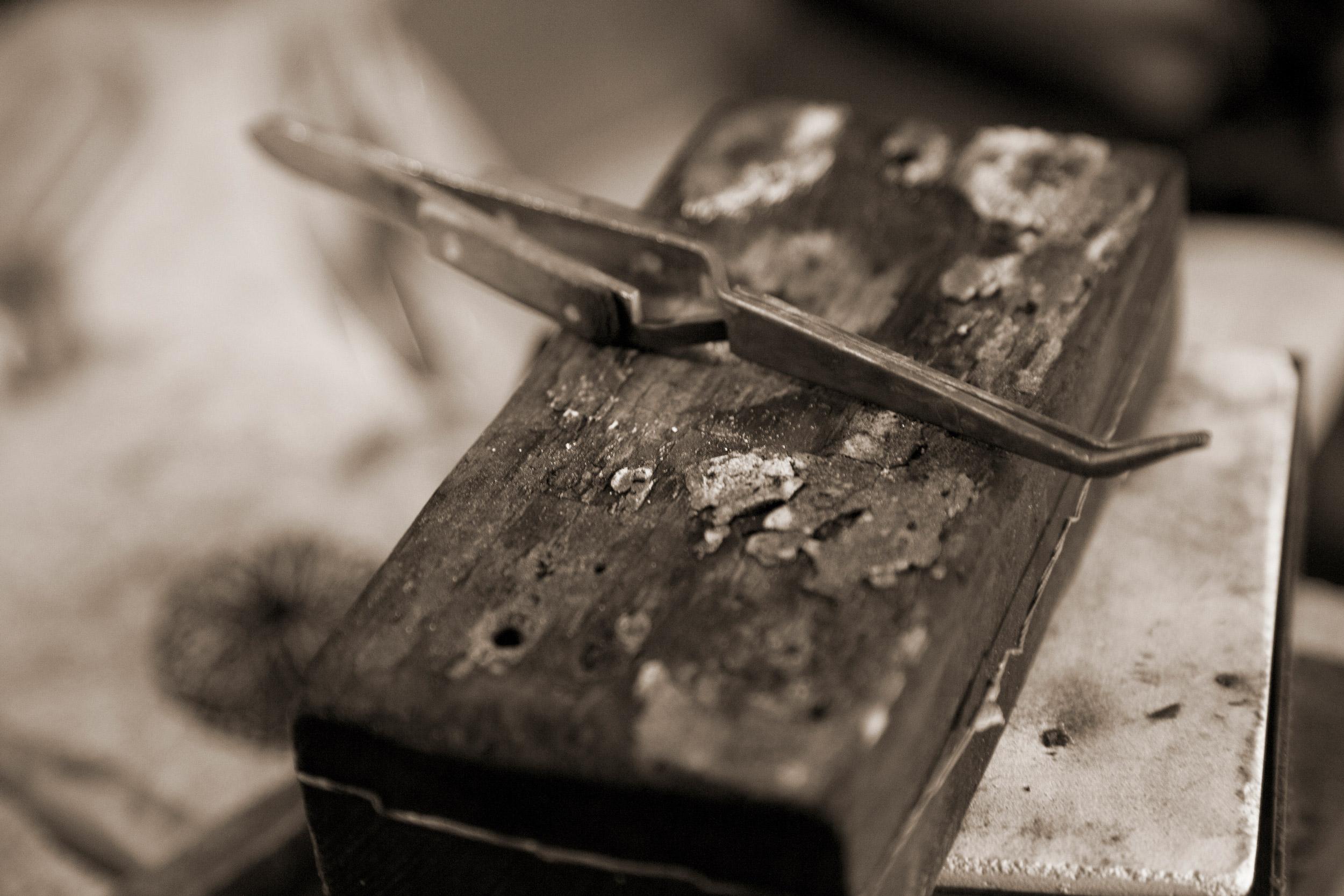 Gold und feinsten Edelsteinen | Kathrin Dunst Goldschmiedin