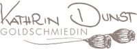 Goldschmiedin | Kathrin Dunst Logo