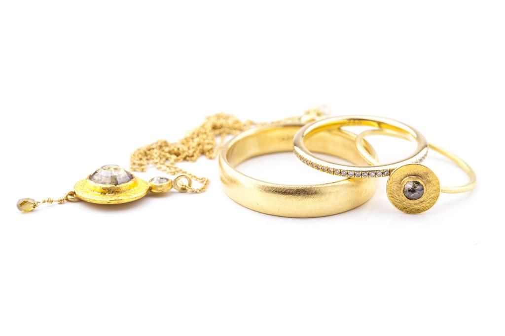 Gold - Goldschmiedin Kathrin Dunst