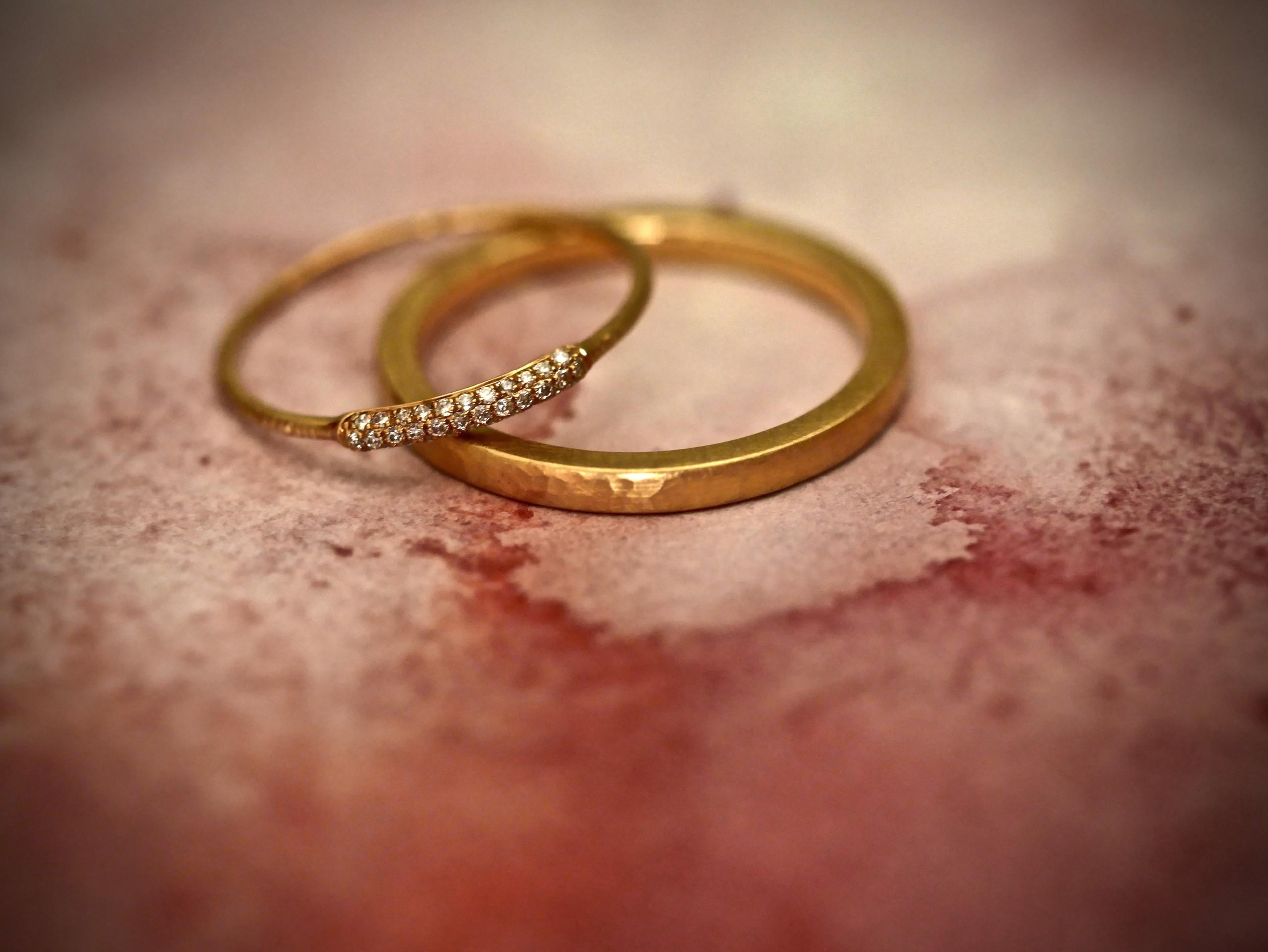 Ringe in Gelbgold 750/-